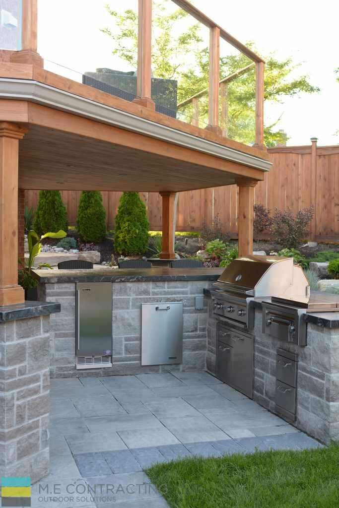 The what, why, and when of outdoor kitchen