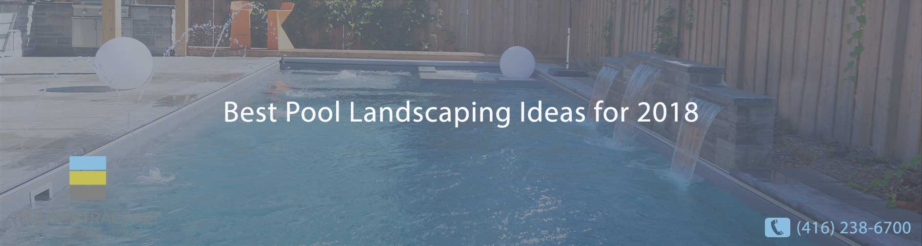 Best Pool Landscaping Ideas for 2018