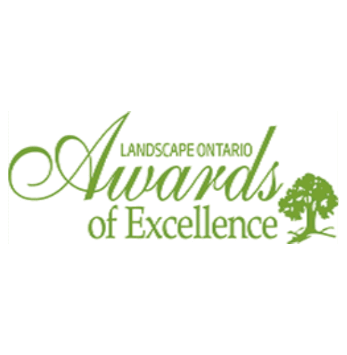 Landscape Ontario Awards of Excellence; M.E. Contracting.