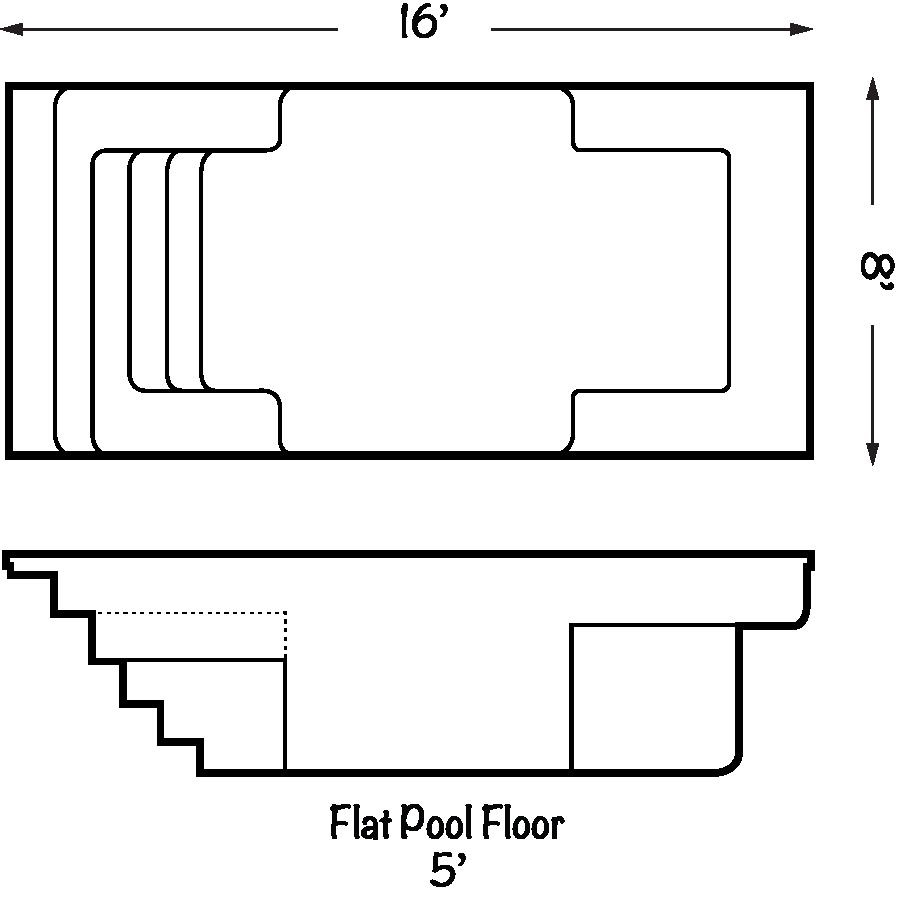 Palladium Plunge 16' - Specs
