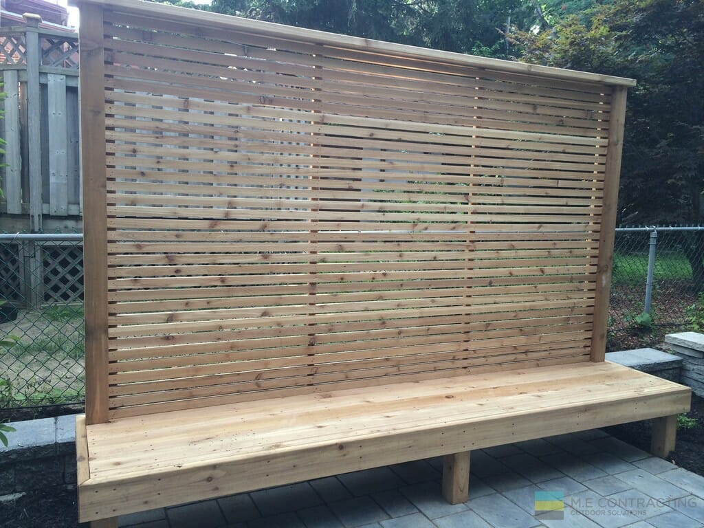 Woodworking fence and bench