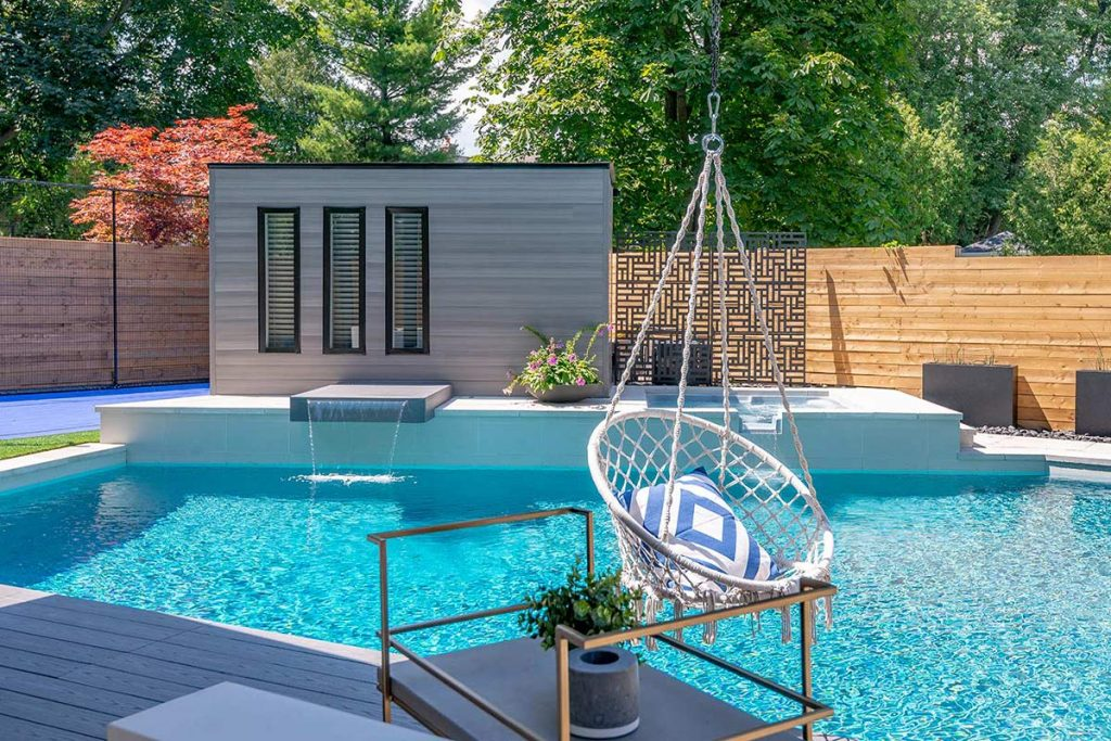 Toronto Landscaping Company Concrete Pool Design copy
