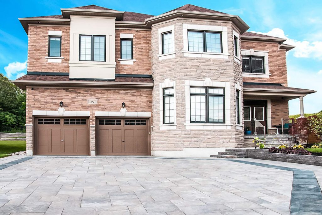 Toronto Landscaping Driveway Paving Project copy