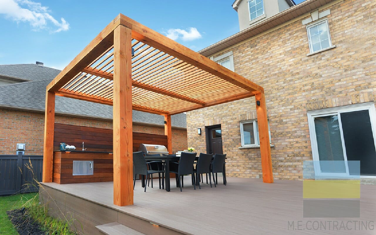 Deck Design in Toronto