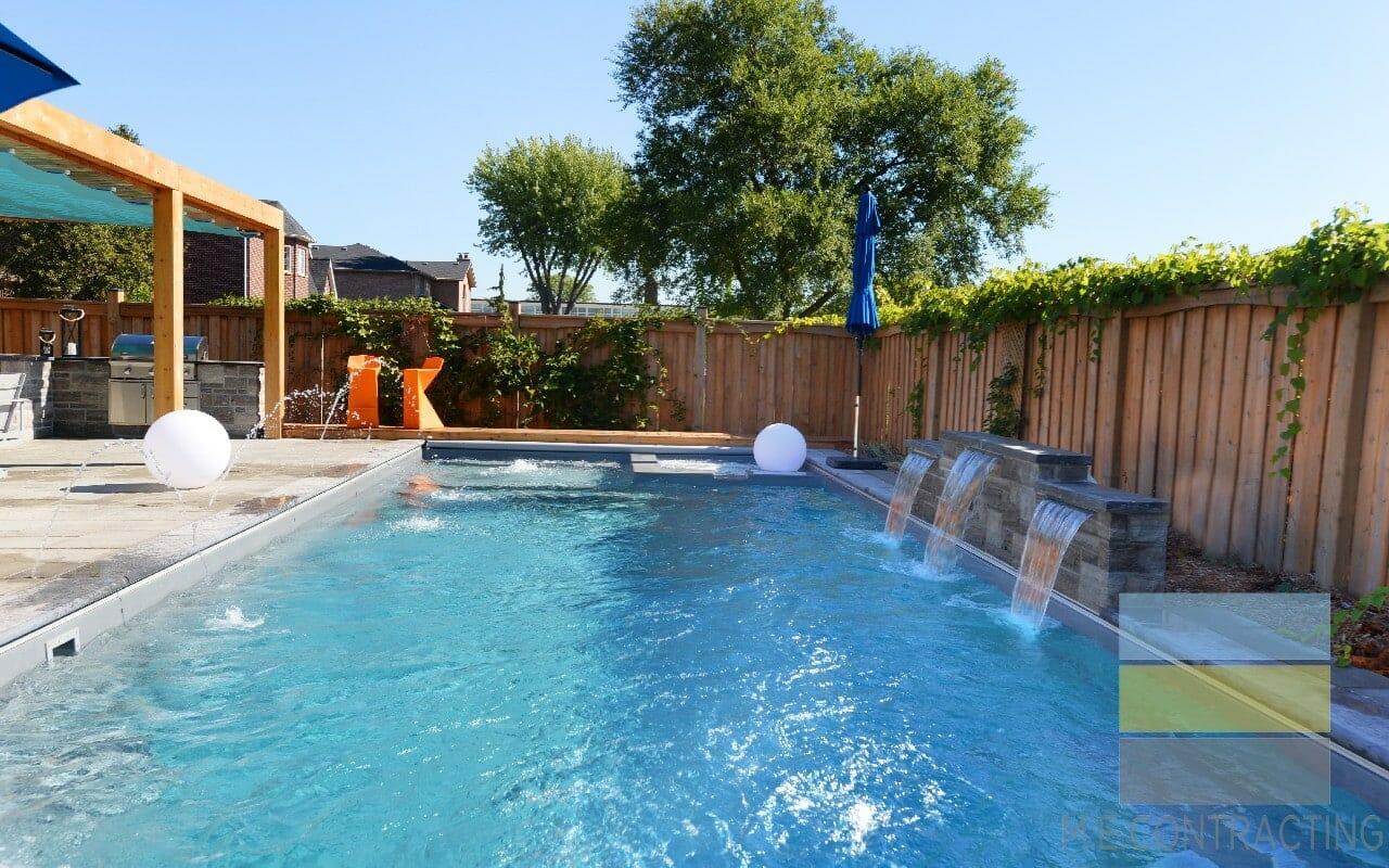Swimming pool- Pool Construction