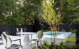 Toronto Landscaping Marble Garden Project