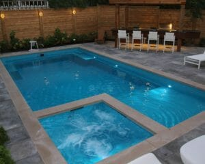 2017 top landscaping design trends by toronto landscaping for Pool design trends 2017