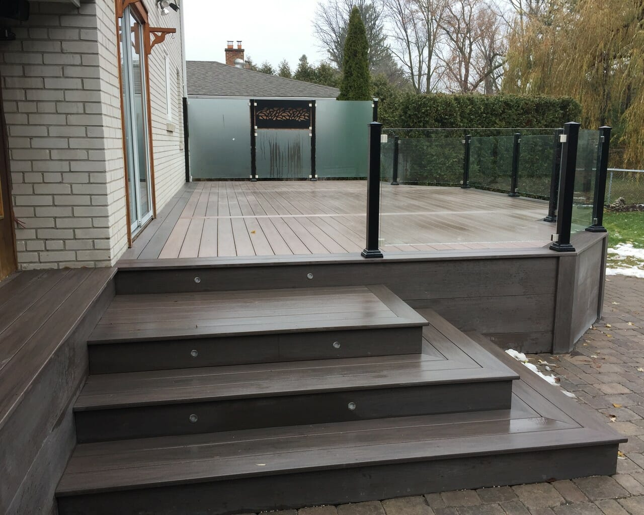 Timbertech Decking In Toronto M E Contracting Toronto