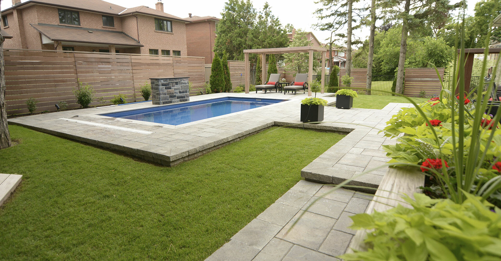 find inspiration for landscape design project