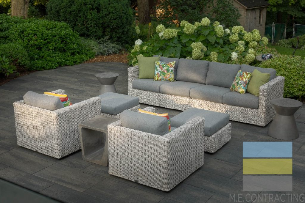 Chine landscaping Project | Outdoor furniture by M.E Landscaping Showroom