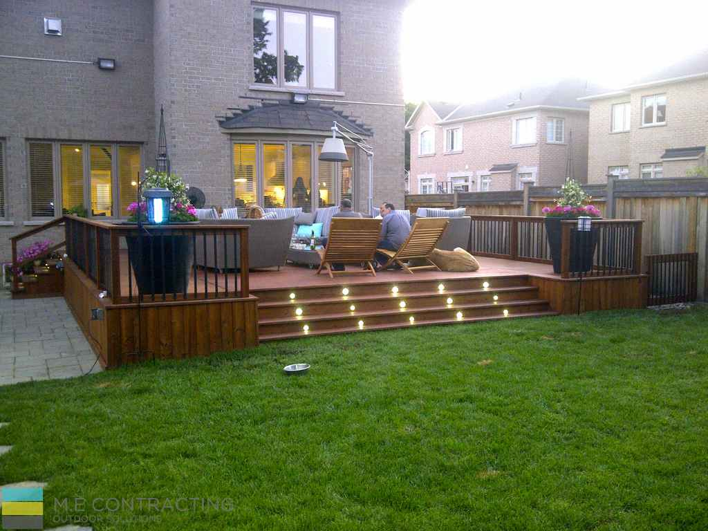 blog about toronto landscaping decks railings fences interlocking