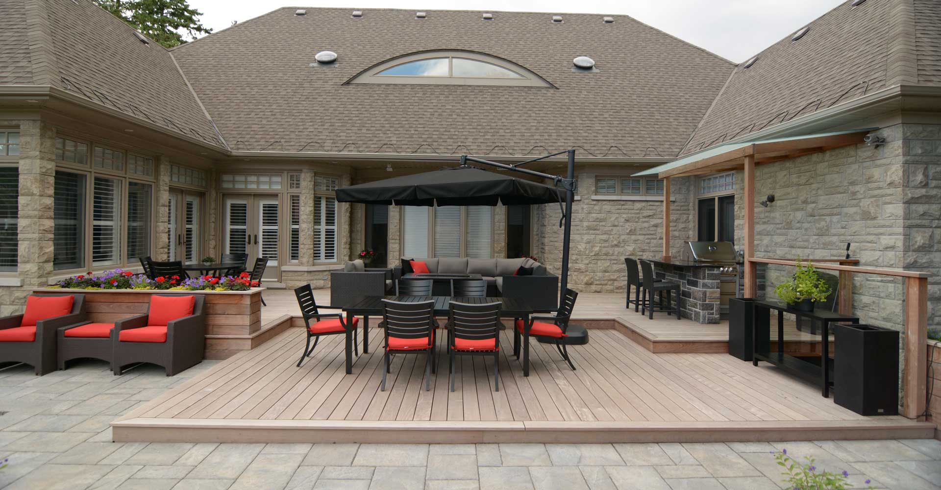 composite decking in Toronto