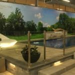 landscaping showroom